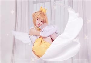 《魔卡少女樱》童年系列 - 魔卡樱