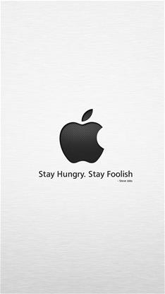 iphone6白色壁纸