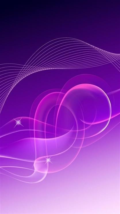 iphone6 plus紫色壁紙_iphone6 plus手機紫色壁紙_6