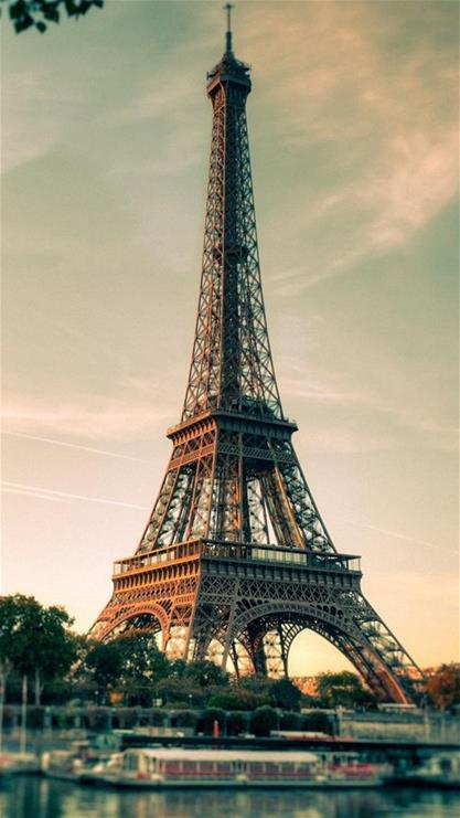风景,埃菲尔铁塔,建筑