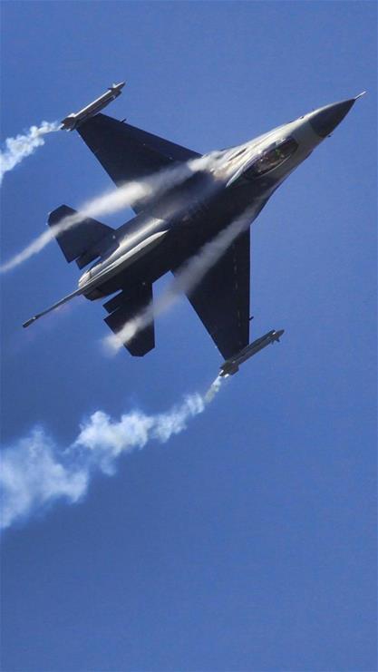 军事,飞机,战斗机,蓝色