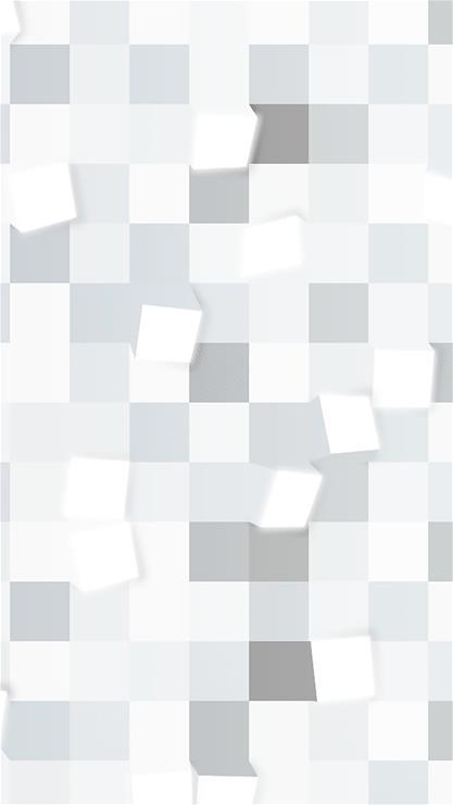 抽象,马赛克,白色