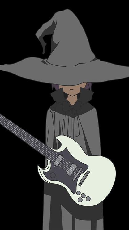 卡通,电吉他