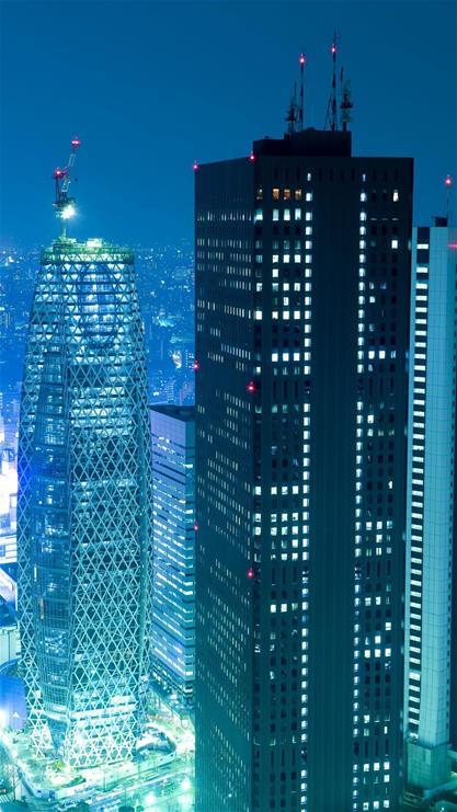 风景,建筑,城市,夜景,高楼大厦