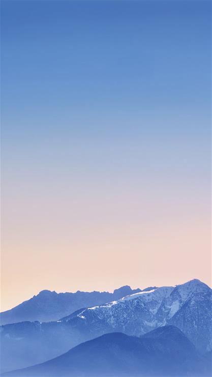 风景,ipad,雪山,壁纸,蓝色