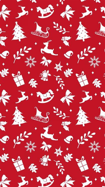 圣诞麋鹿剪纸步骤图解