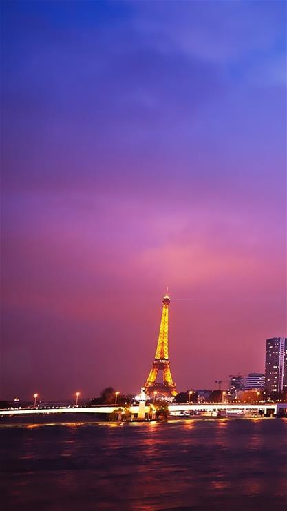 埃菲尔铁塔,景物,旅游