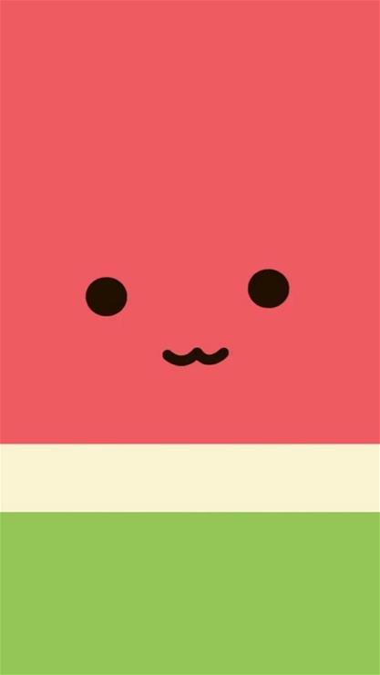 可爱笑脸手机壁纸