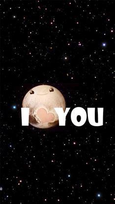 科技,文字控,冥王星,星球,行星,九大行星,可爱,萌